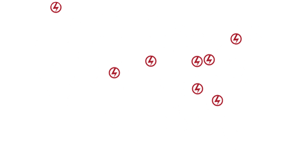 Map of Miller Electric's North American Electrical Partnership